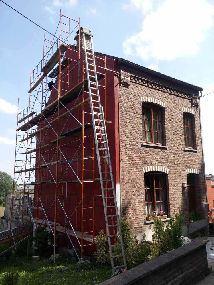Ravalement de facade 60 couvreur 60